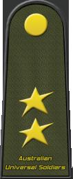 Lieutenant LT