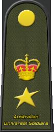 Lieutenant Colonel LT/COL