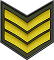 Sergeant SGT