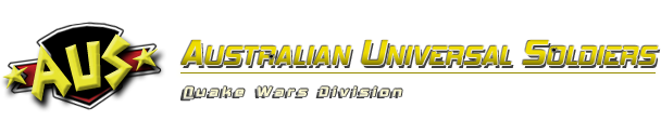 Australian Universal Soldiers *AUS* - Quake Wars Division
